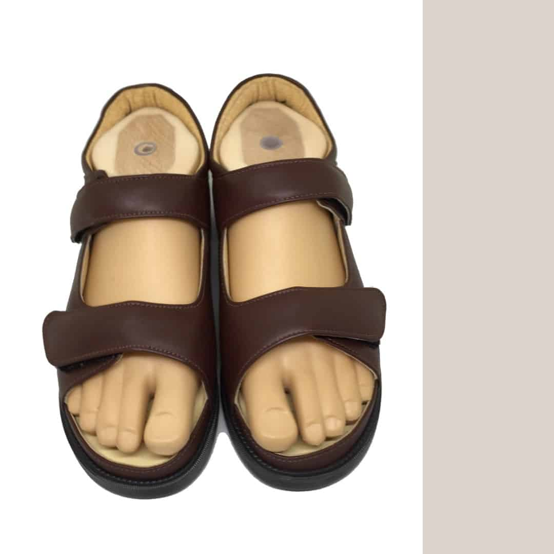 รองเท้าเบาหวานข 1